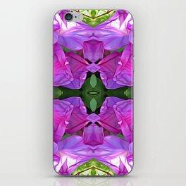 Delicate Symmetry iPhone Skin