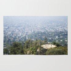 Los Angeles Hikers Rug