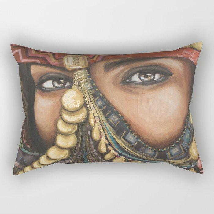 Bedouin Rectangular Pillow