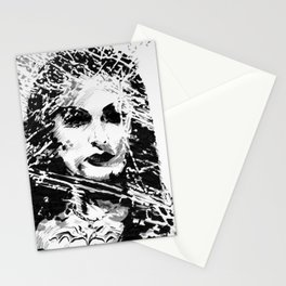 Lily Munster Stationery Cards
