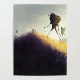 The Earth Giants Poster