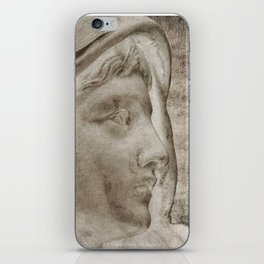Lady Angel Celestial Woman Spiritual Art A145 iPhone Skin
