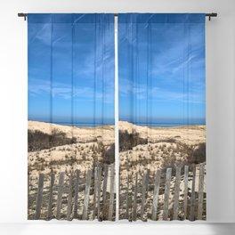 Cape Henlopen, Delaware Blackout Curtain