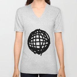 World No.1 Unisex V-Neck