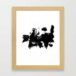 Glenn Gould - Canadian Pianist Framed Art Print