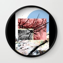 Landescape Wall Clock