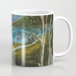 Flåm From Above Coffee Mug