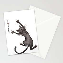Happy Cat Stationery Cards