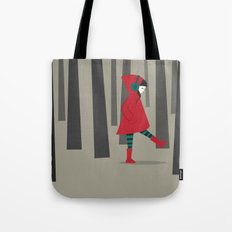 There is No Wolf Tote Bag