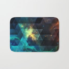 Galaxies I Bath Mat