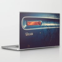wisconsin Laptop & iPad Skins featuring Wisconsin Flatbed by Memoirs of a Pilgrim - The Shop