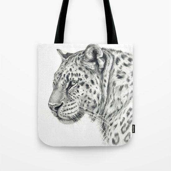 Panthera G013 Tote Bag
