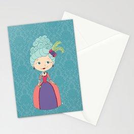Maria Antonieta Stationery Cards