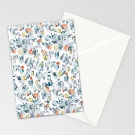 Mezzatinta jaguar Stationery Cards