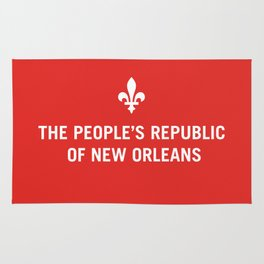 The People's Republic of New Orleans Rug