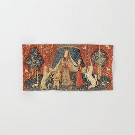 The Lady And The Unicorn Hand & Bath Towel