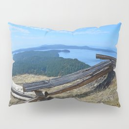 VIEW FROM TURTLEHEAD Pillow Sham