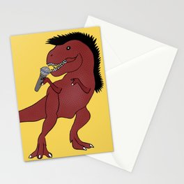 He-Rex Singer Stationery Cards
