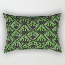 Dead Ahead Rectangular Pillow