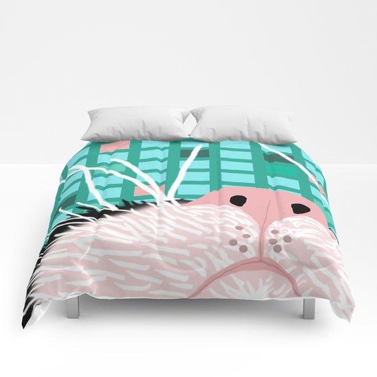 Mow II Comforters