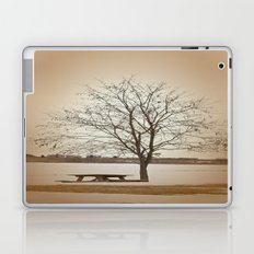 Winter Silence Laptop & iPad Skin