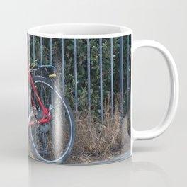red bike Coffee Mug