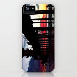 Super sky surfer iPhone Case
