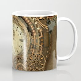 Steampunk, clockwork Coffee Mug
