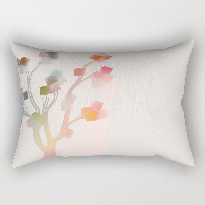 Árvore dos desejos Rectangular Pillow