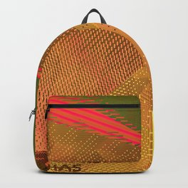 Textures One Version Two Backpack