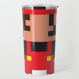 MY 8-BIT SUPER MARIO BROS. Travel Mug