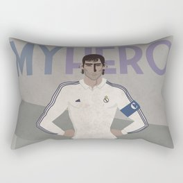 MY HERO - 7 RAUL - ZEROSTILE FACTORY Rectangular Pillow
