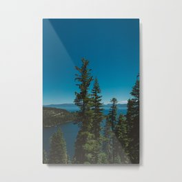 Lake Tahoe II Metal Print