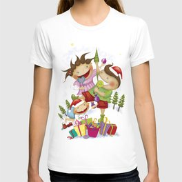 """Noviy god"" T-shirt"