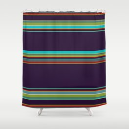 I'm calling this one…Micheal Stripe. Shower Curtain