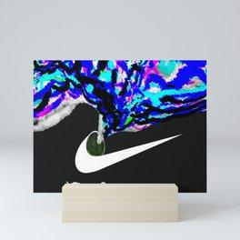 Just do it, Just Smoke It Mini Art Print