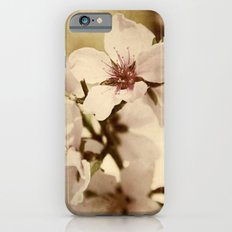 Apricot Bloom Slim Case iPhone 6s