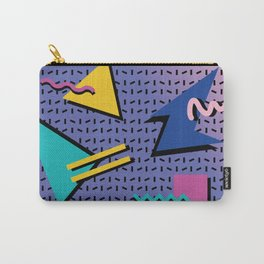 Memphis Pattern 9 - 90s - Retro Carry-All Pouch