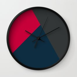 Royal 3 Wall Clock