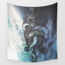 Noyade Wall Tapestry
