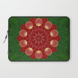 Christmas Time CB Laptop Sleeve