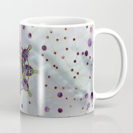 Dharma Wheel  - Dharmachakra Coffee Mug