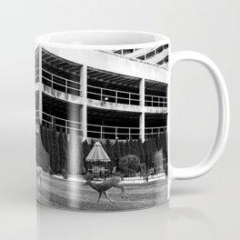 A Curious Herd Coffee Mug