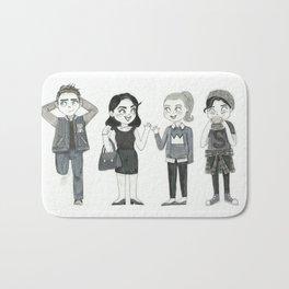 Riverdale - Archie, Veronica, Betty, Jughead Bath Mat