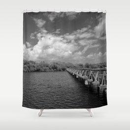 Attraversiamo Shower Curtain