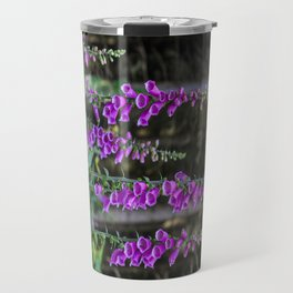 Woodland Foxgloves Travel Mug