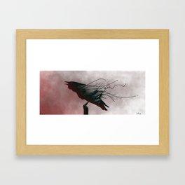 War Bird Framed Art Print