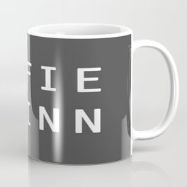 EFFIE QUINN Coffee Mug