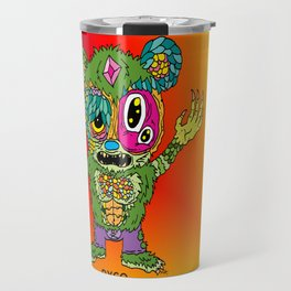 SPACE BEAR BEAST Travel Mug