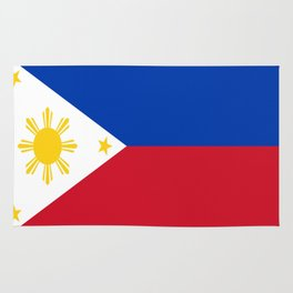 Flag of the Philippines Rug